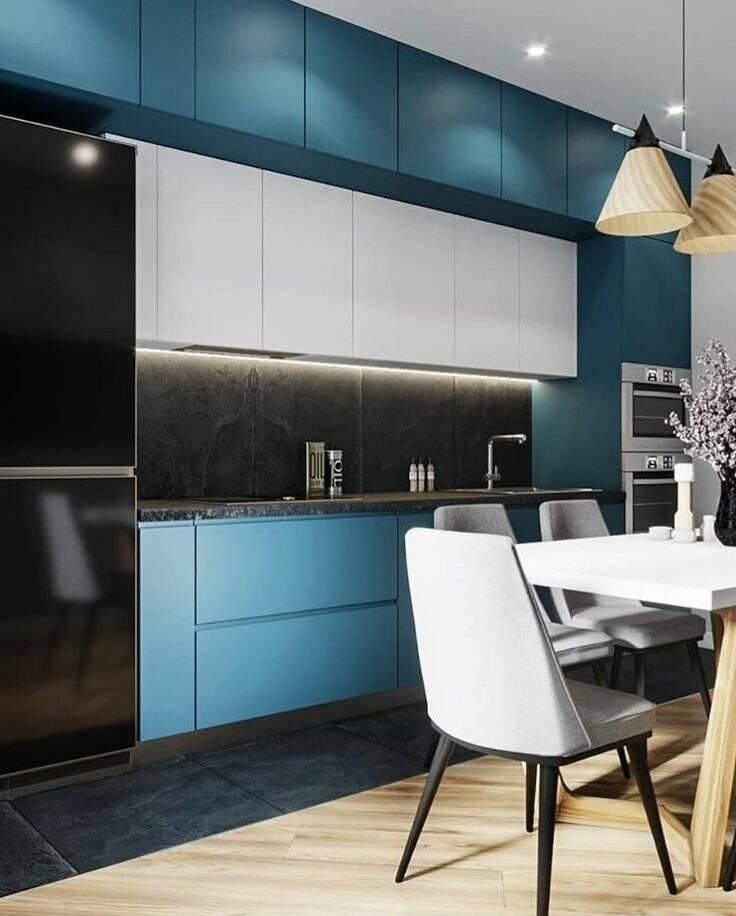 Кухня в современном стиле: как красиво оформить интерьер квартиры или дома, идеи готового дизайна, материалы, как подобрать гарнитур, выбор декора, фото решений