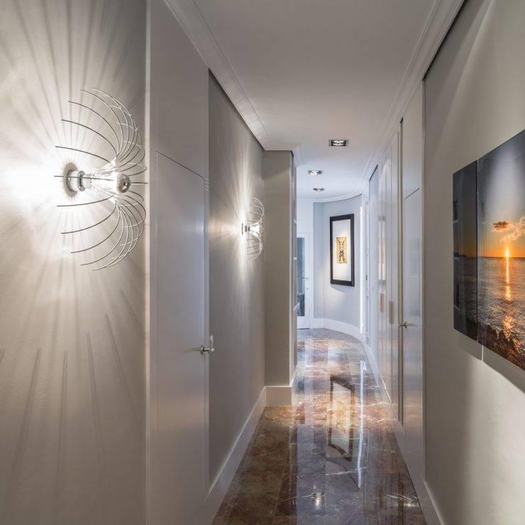Дизайнерские светильники в интерьере