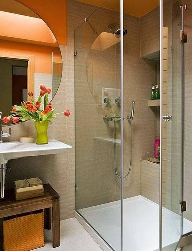 Душевые комнаты (137 фото): душ в ванной – дизайн и размеры маленьких душевых комнат в квартире и частном доме, красивые современные интерьеры