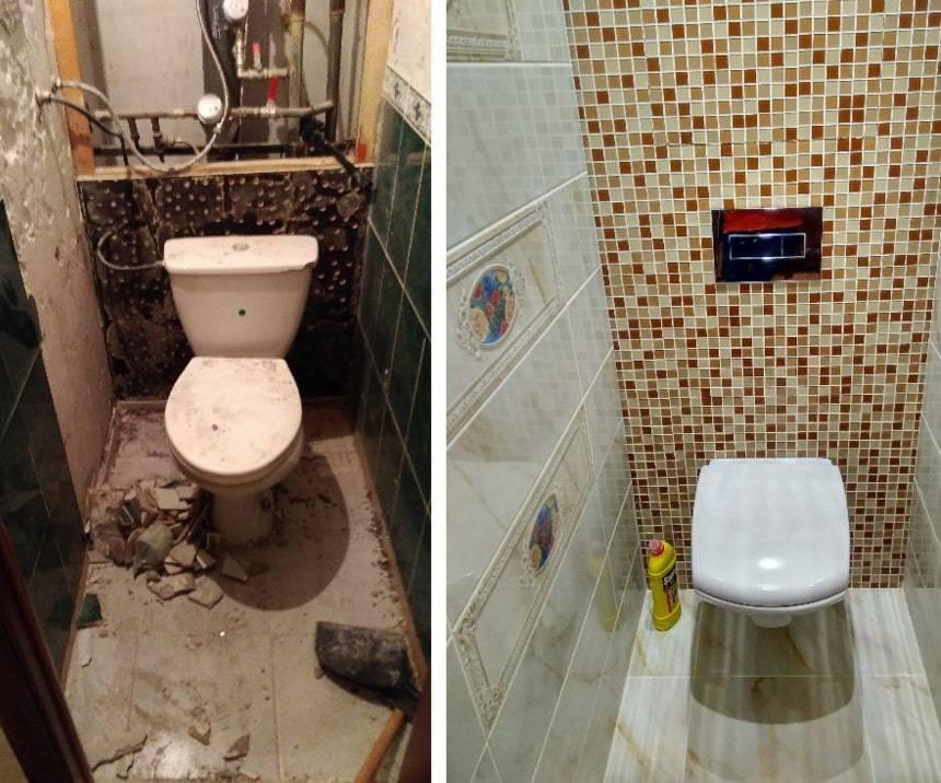 Дизайн ванной комнаты с туалетом: примеры интерьера и реальных идей дизайна (120 фото)