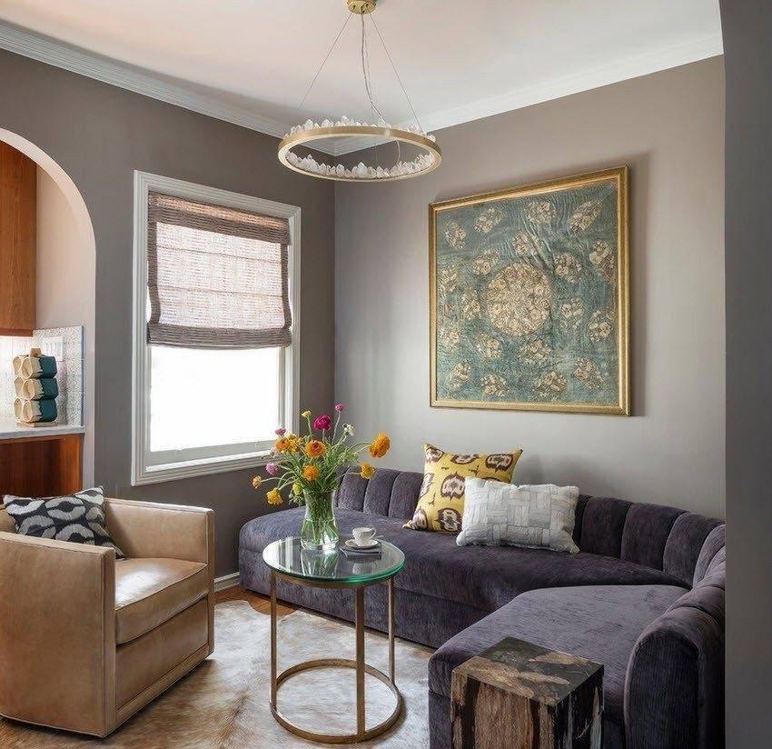 Угловые диваны: 80+ фото в интерьере, идеи для гостиной, кухни, детской, балкона