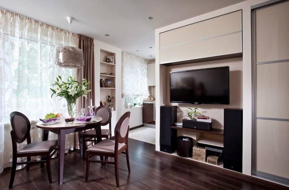 Ремонт и дизайн 2-комнатной «хрущевки» без перепланировки