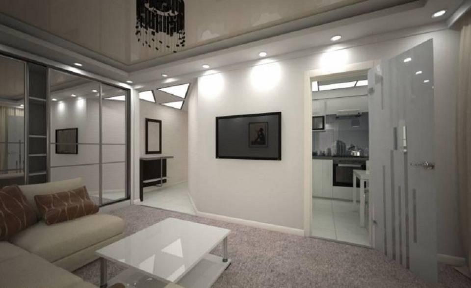 Перепланировка: три варианта двухкомнатной квартиры в хрущевке