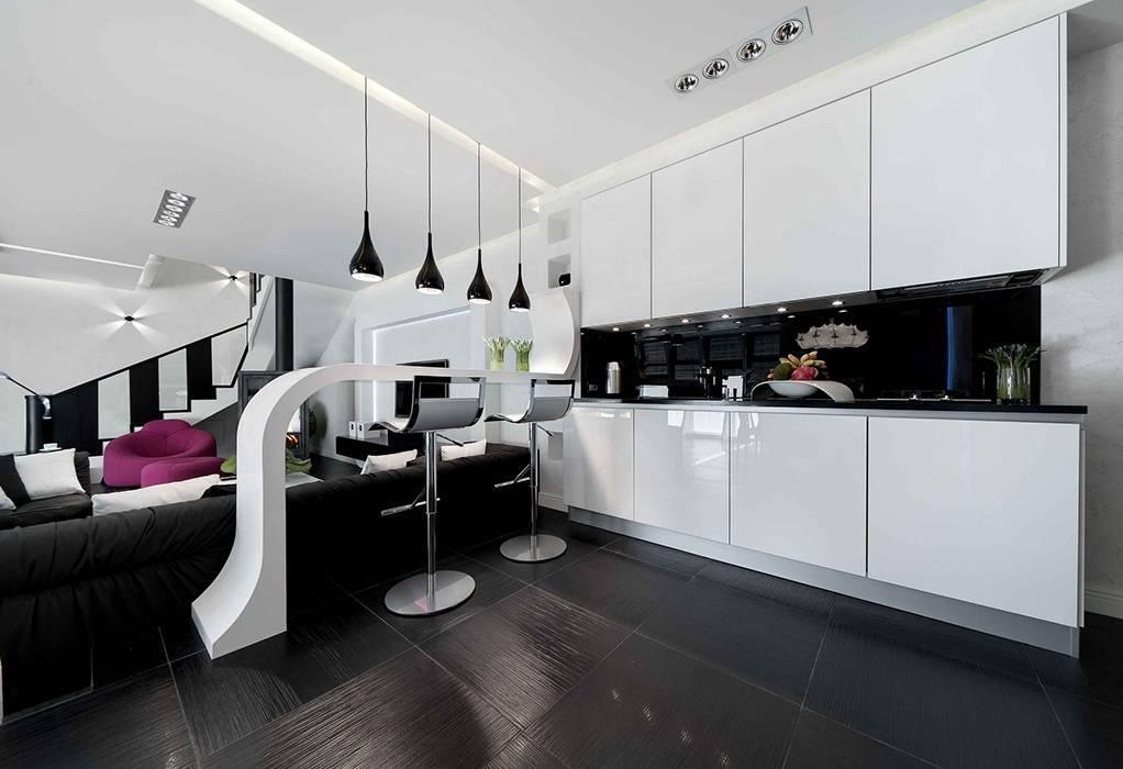 Кухня в стиле хай-тек — современные решения для обустройства и дизайна на фото в обзоре!