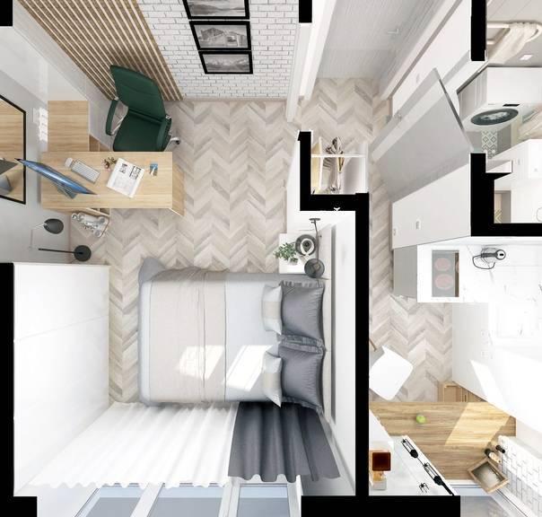 Комната 20 кв. м.: красивые идеи для комфортной жизни. 110 фото лучших сочетаний 2020