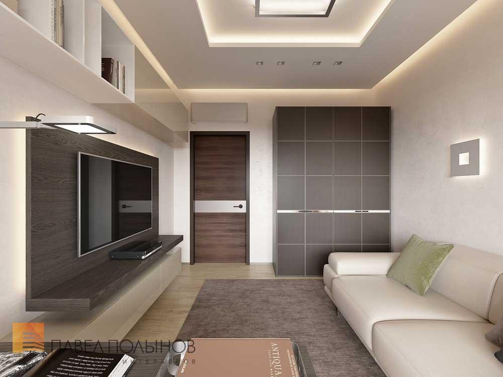 Дизайн комнаты площадью 18 кв. м в однокомнатной квартире (56 фото): создаем интерьер в современном стиле, планировка и выбор мебели для семьи с ребенком