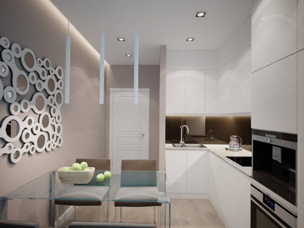 Дизайн белой кухни: правила оформления кухни белого цвета, реальные фото