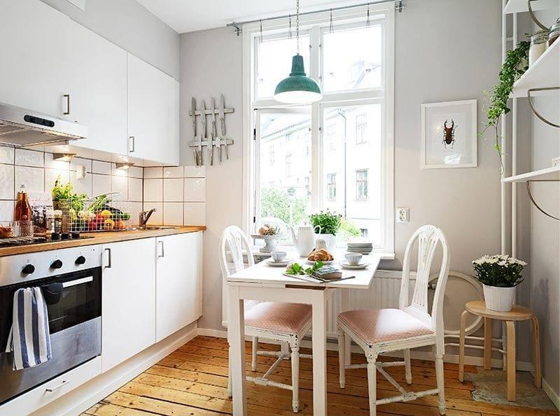 Кухня 10 кв. м.: современный умный и компактный дизайн стильного интерьера (75 фото)
