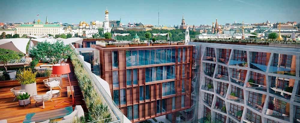 Купить элитную квартиру в районе замоскворечье (москва)