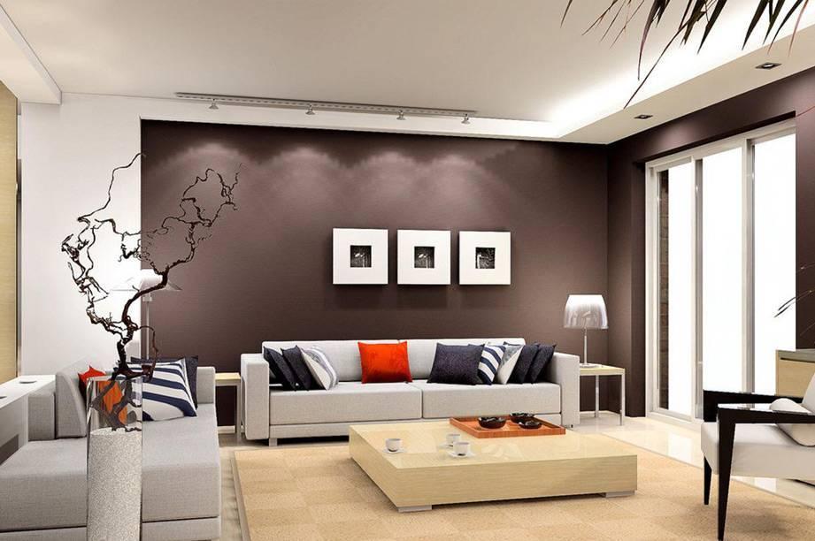 Дизайн стен в квартире: варианты внутренней отделки, идеи декора, выбор цвета