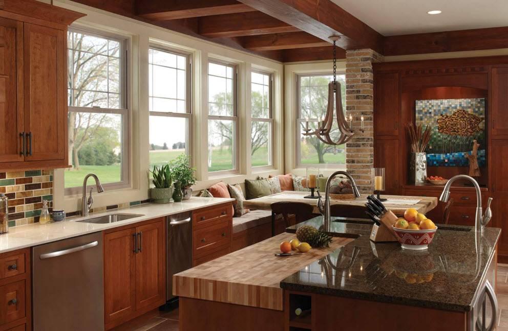 Кухня в квартире студии: лучшие примеры дизайна и расстановки мебели (44 фото)