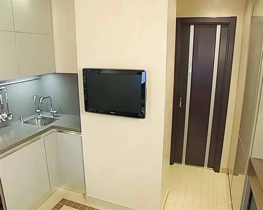 Советы по дизайну кухни с вентиляционным коробом при входе