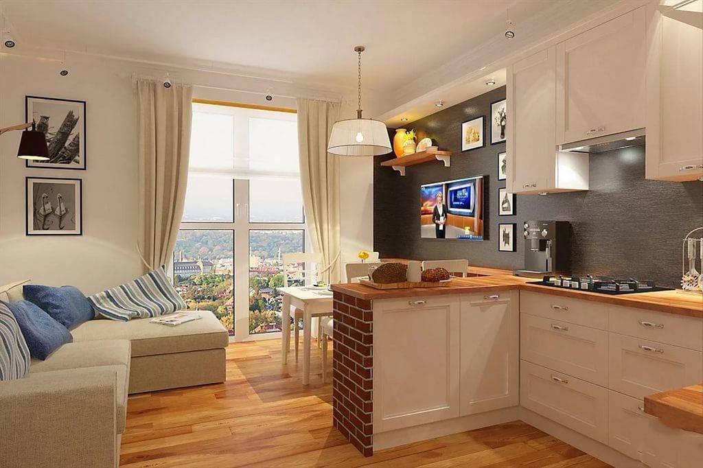 Дизайн кухни 9 кв метров: фото примеры реальных интерьеров