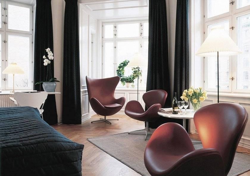 Дизайнерские кресла: какими бывают и как подобрать?