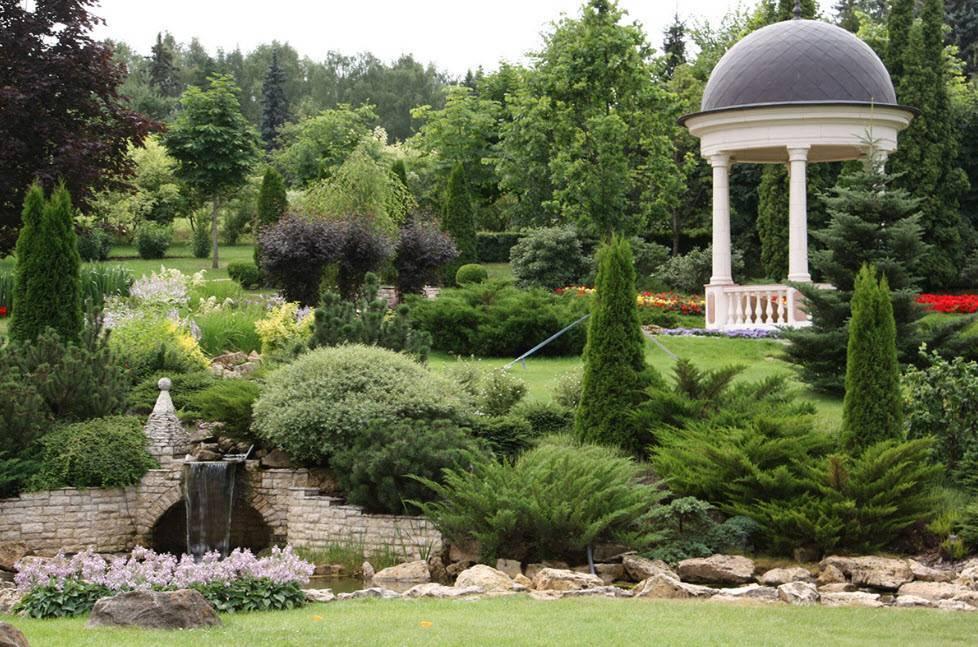 Виды, стили и основные составляющие ландшафтного дизайна