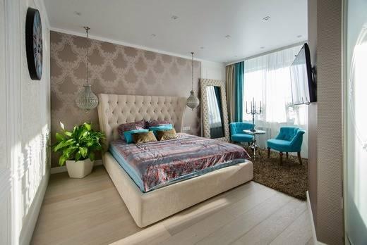 Спальня в бежевых тонах: 55 фото, идеи дизайна