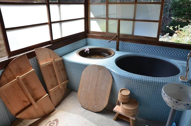 Японские бани: фурако, офуро и сэнто