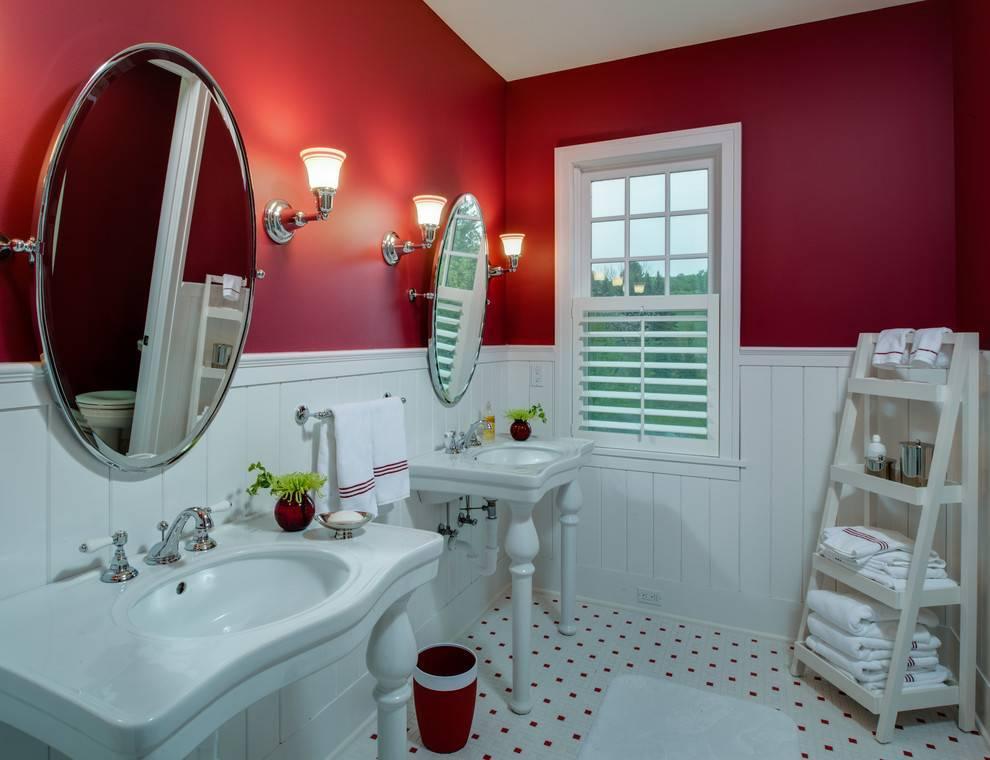 Гармоничные цветовые решения для ванной