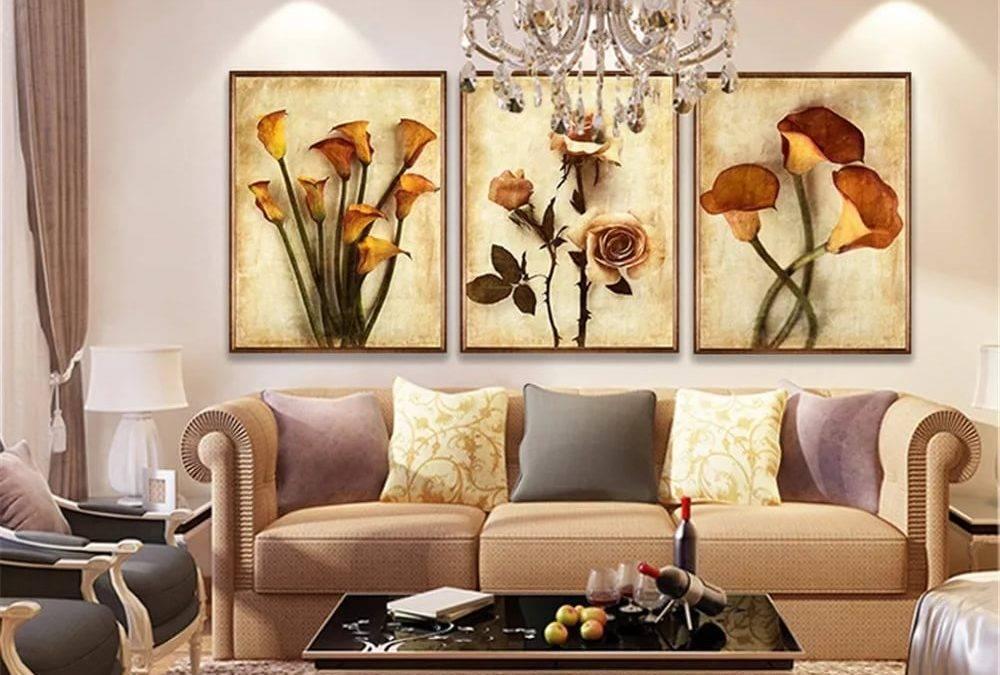 Как стильно украсить стены своего дома художественными произведениями искусства как стильно украсить стены своего дома художественными произведениями искусства