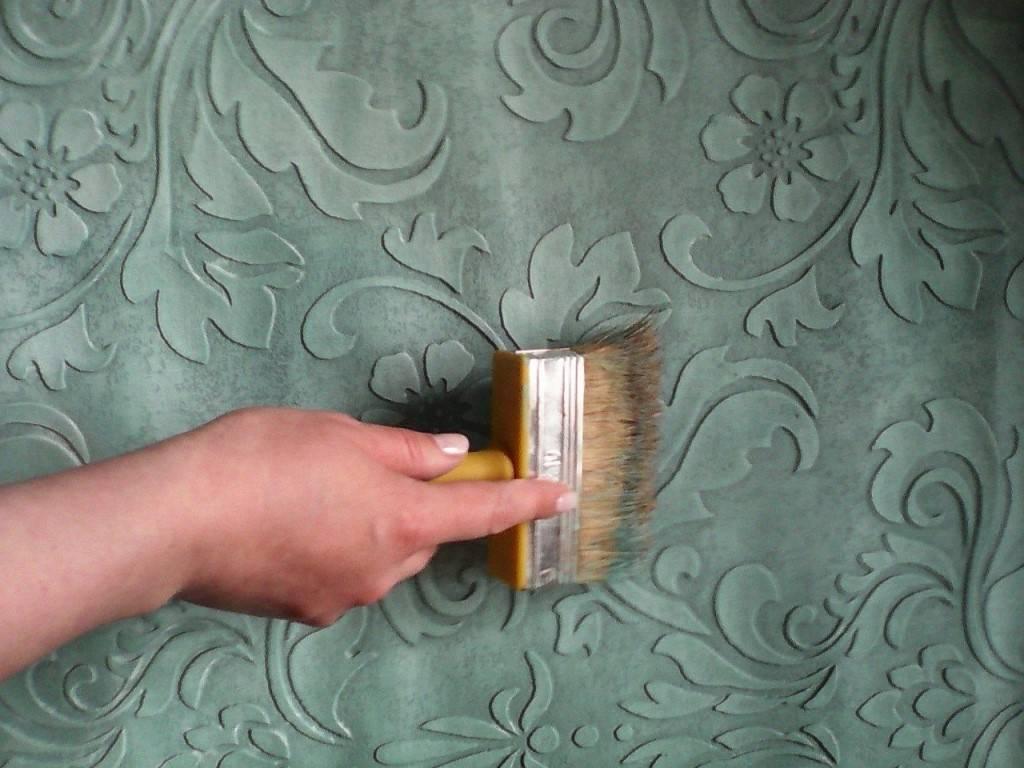 Инструкция по покраске стен в квартире своими руками. фото лучших вариантов