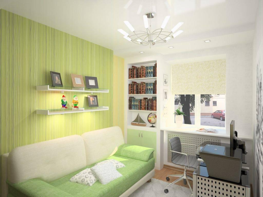 Детская 8 кв. м. - как оформить современный и уютный дизайн? 125 фото идей