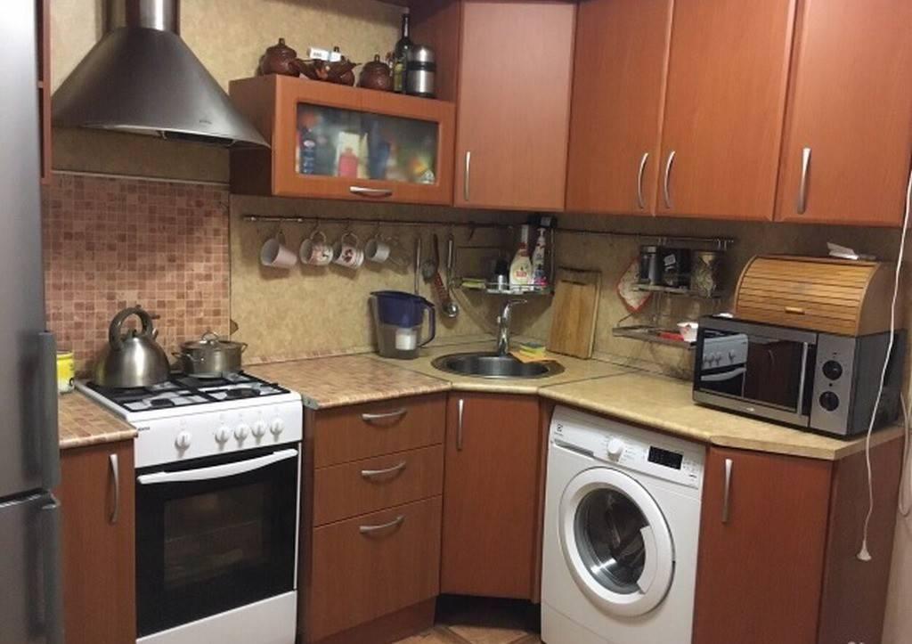 Интерьер кухни в хрущевке 6 кв фото примеров, рекомендации специалистов