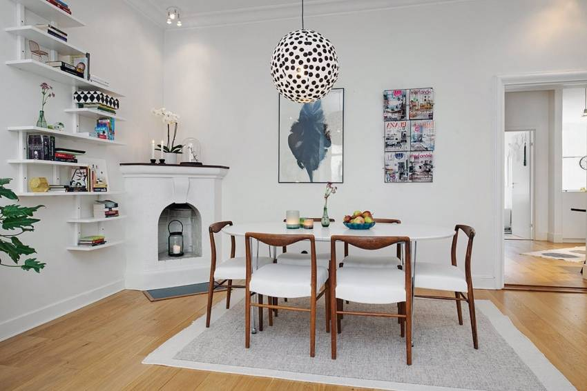 Дизайн интерьера в скандинавском стиле (95 фото) - идеи оформления, отделки и декора