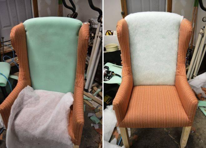 Стул-кресло из дерева своими руками: необычный шезлонг | o-builder.ru