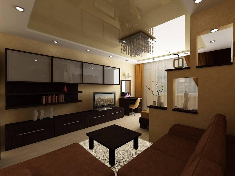 Создаем своими руками привлекательный интерьер для кухни 15 кв. м.