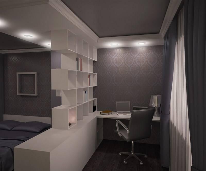 Длинная спальня: особенности дизайна узкой комнаты, рекомендации и фото лучших решений