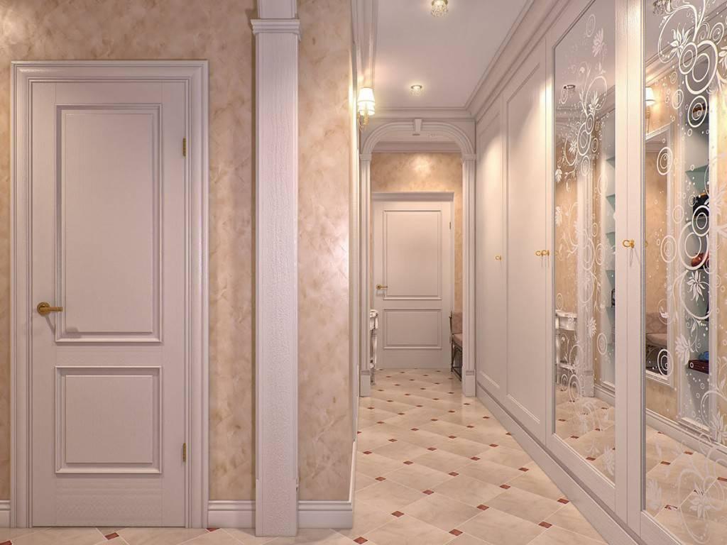 Светлые межкомнатные двери в интерьере +75 фото - «декор» » «дизайна интерьера»
