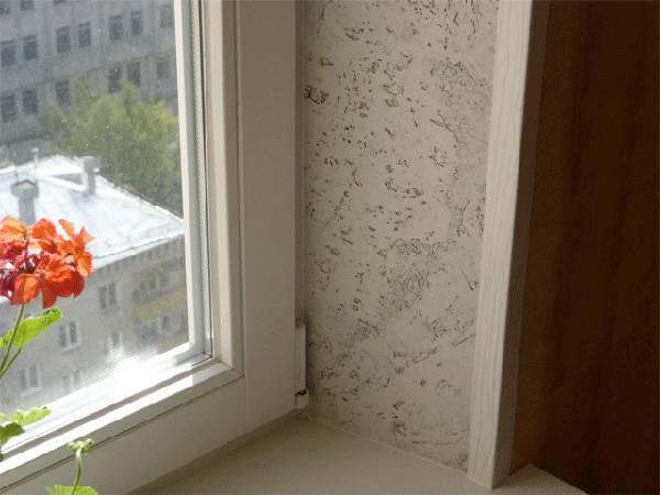 Отделка пластикового окна внутри: инструкция по работе, выбор клеящего состава и материалов