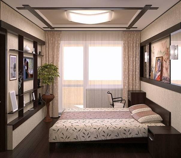 Как правильно сделать схему планировки спальной комнаты