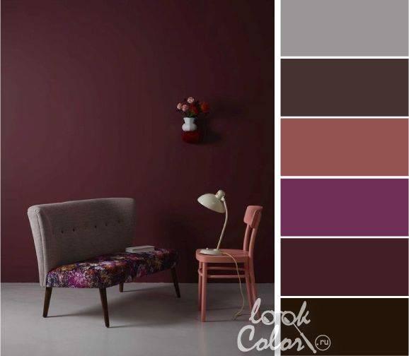Цвет бордо и его особенности. бордовый цвет в интерьере и его сочетание с другими цветами