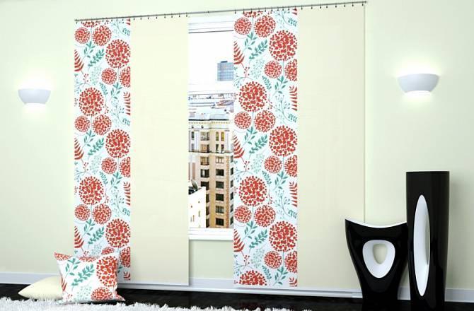 Двухцветные шторы (45 фото): выбираем шторы двух цветов в гостиную, комбинированные полотна разных оттенков на одном окне в зале