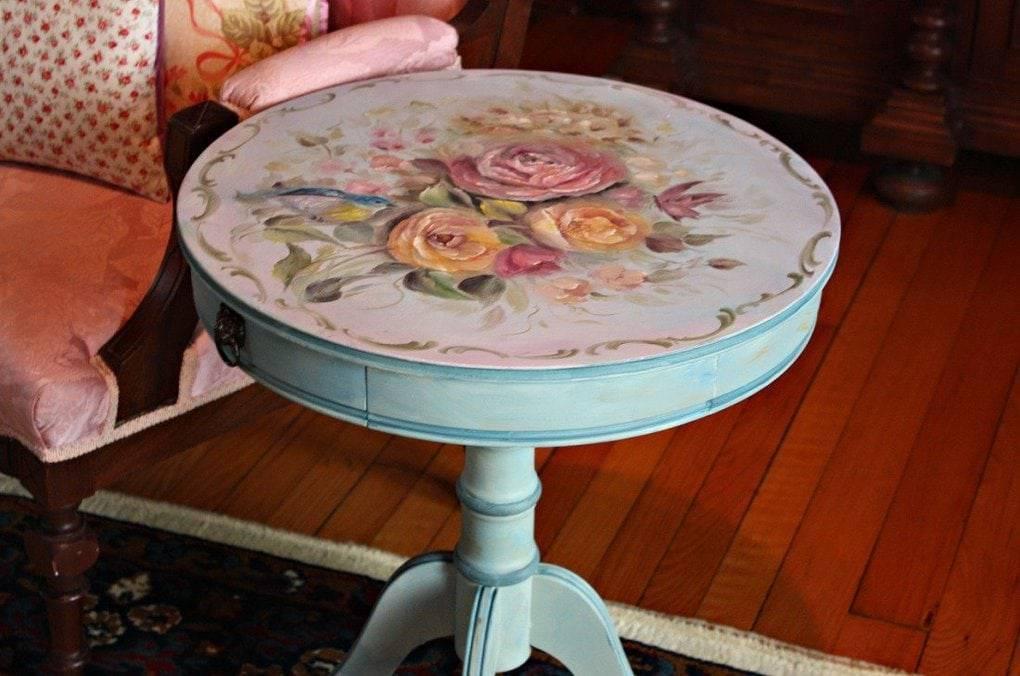 Как сделать декор стола своими руками: идеи по реставрации и украшению стола