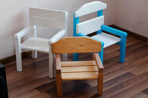 Детский деревянный стульчик (35 фото): выбираем  для кормления стул-трасформер из дерева и столик, делаем своими руками по чертежам