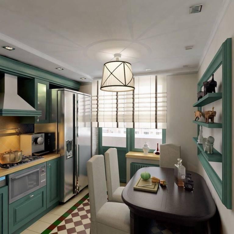 75 лучших идей для дизайна и обустройства малогабаритной кухни