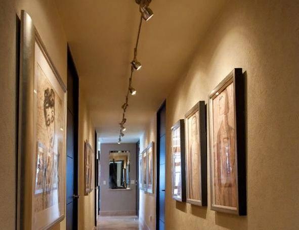 Интересные люстры для коридора