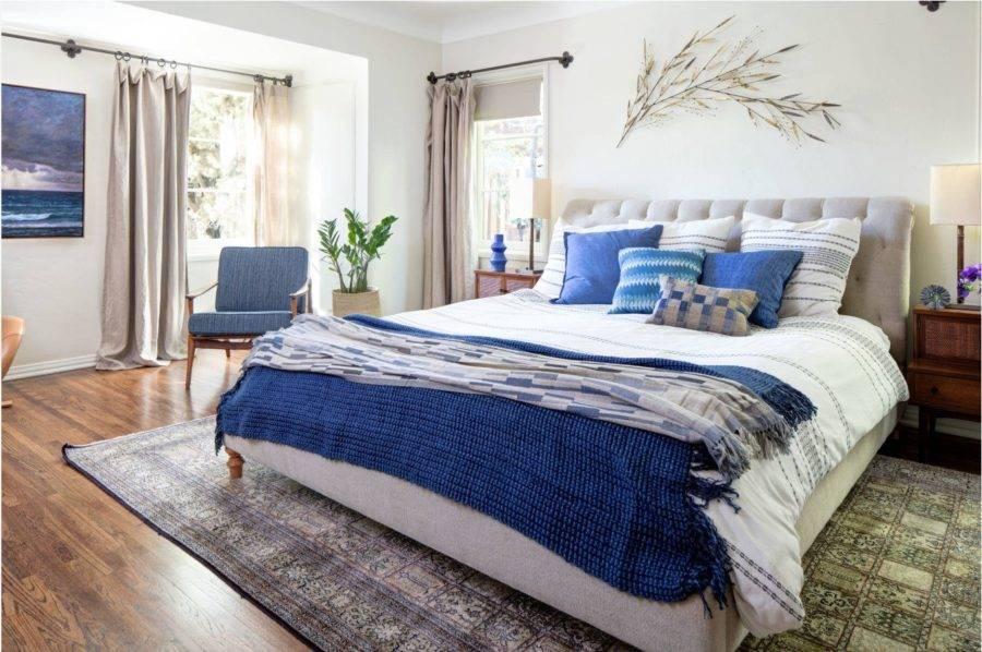 Светлая спальня – 140 реальных фото эксклюзивного дизайна в светлых тонах