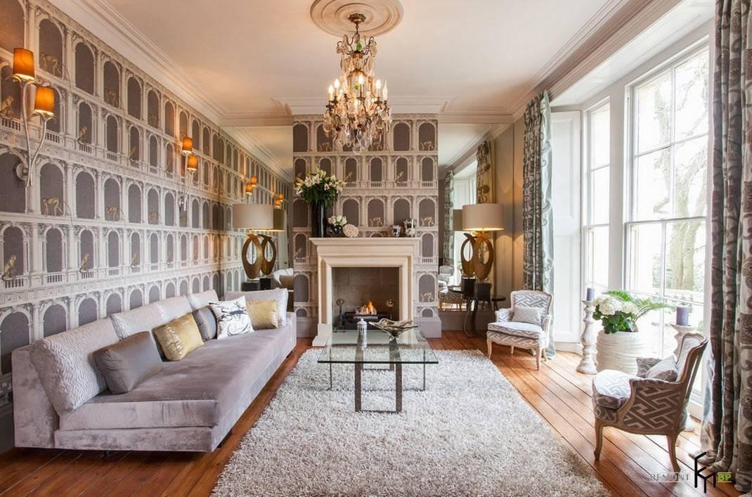 Английский стиль - признаки, декор, мебель (50 фото интерьеров)