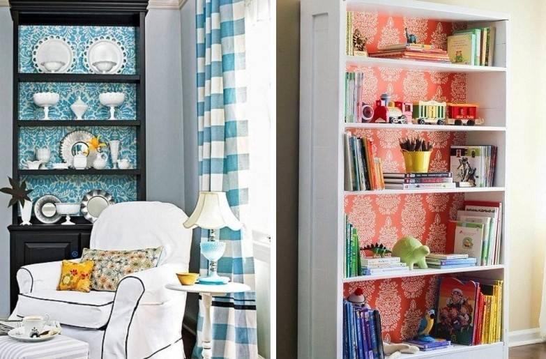 Декор старого шкафа своими руками: 14 отличных идей