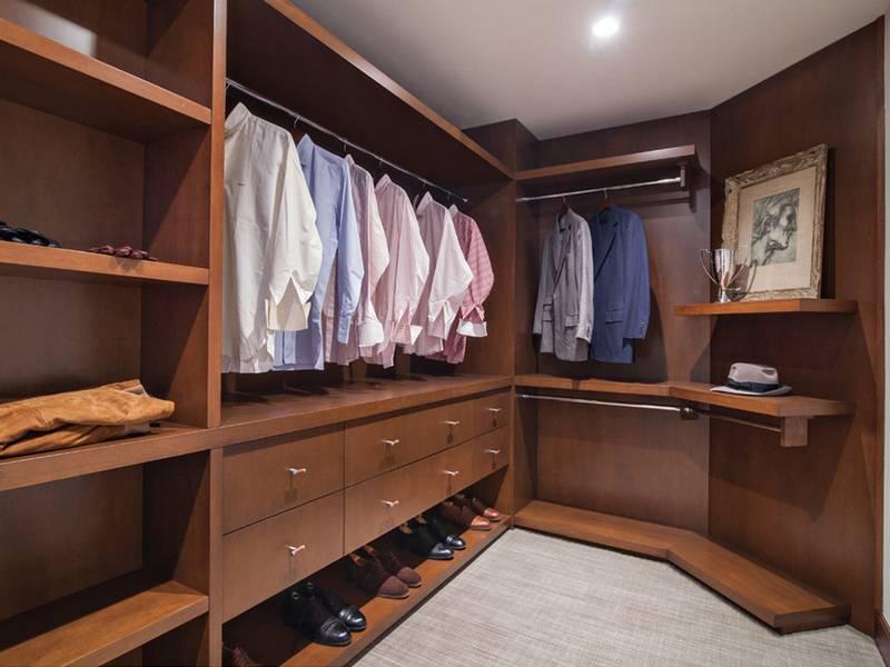 Дизайн маленькой гардеробной — выбор места, проектирование, планировка, 110 фото лучших дизайн-проектов