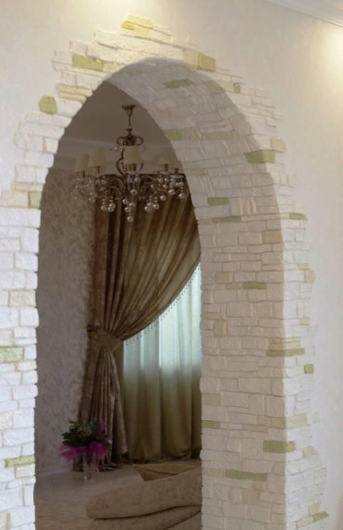 Отделка стен камнем — стильное решения современной отделки (50 фото)