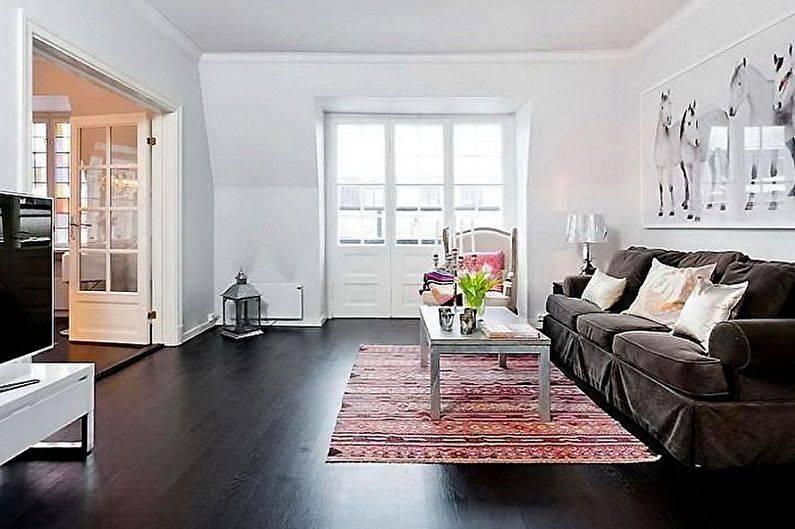 Как выбрать цвет пола: общие рекомендации по выбору цвета пола в квартире