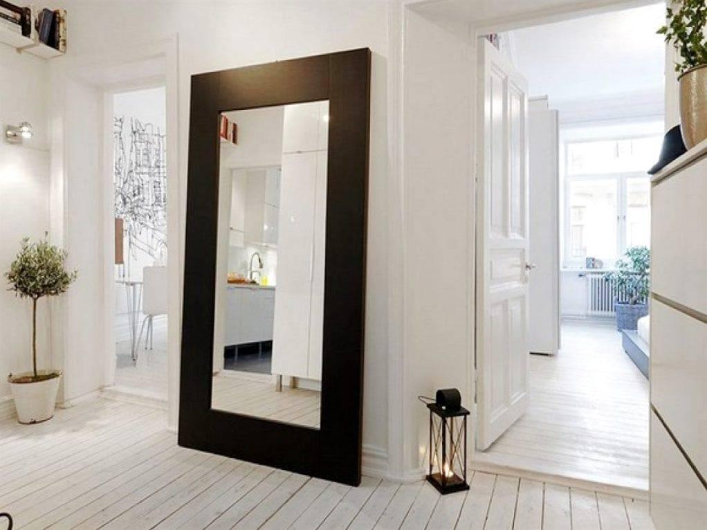 Выбираем зеркало с полкой в прихожую (36 фото): идеи настенного зеркального оформления с подсветкой в коридор и комнату, варианты с полочкой