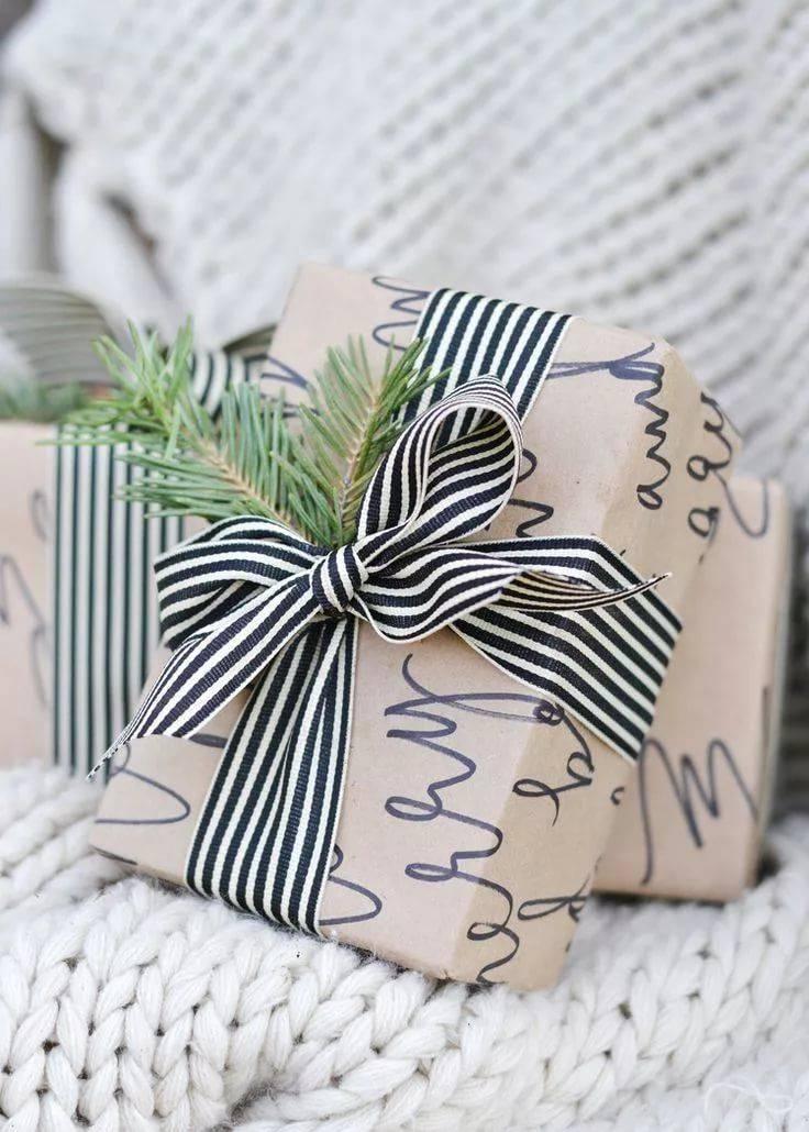 Упаковка подарков: идеи для создания своими руками