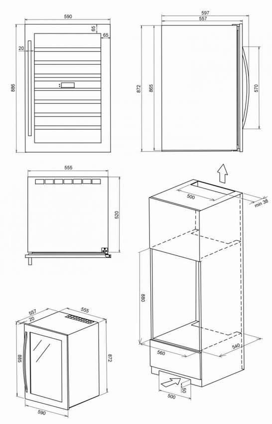 Шкаф на балкон своими руками: этапы изготовления и идеи обустройства шкафа (80 фото + видео мастер-класс)