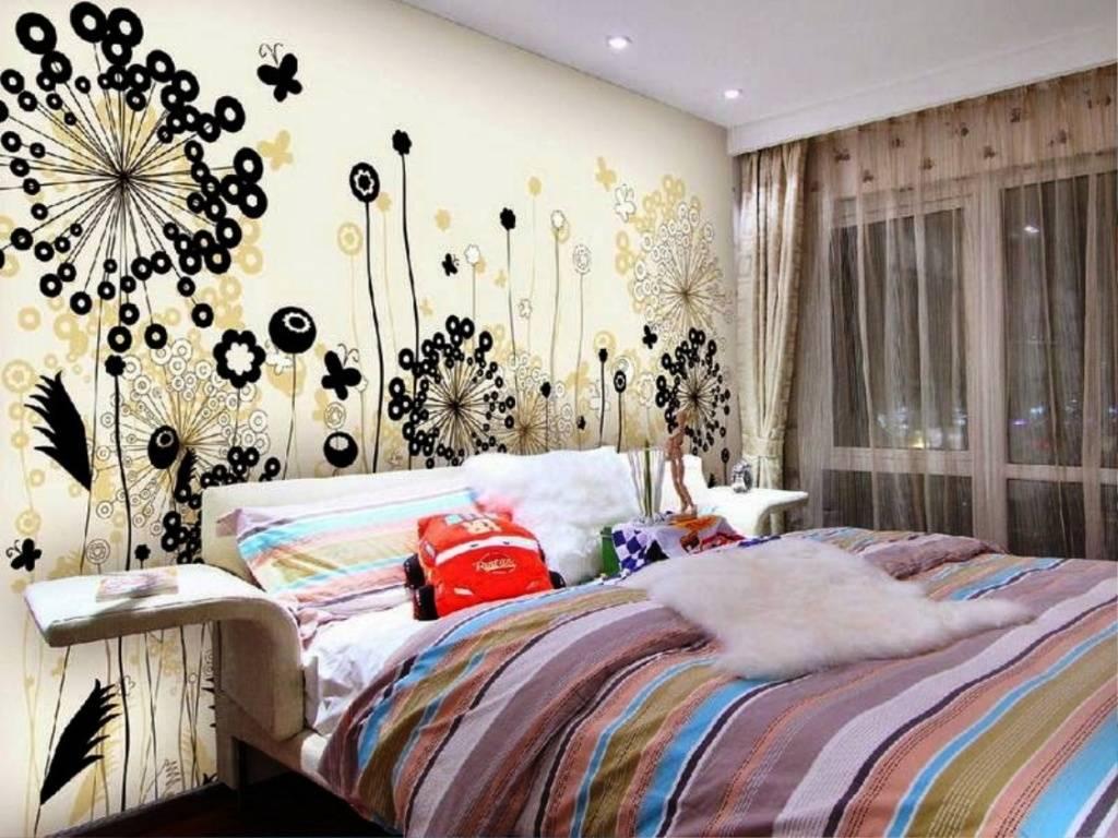 Декор спальни - 80 фото захватывающих идей и уникальных проектов   идеи декора спален своими руками