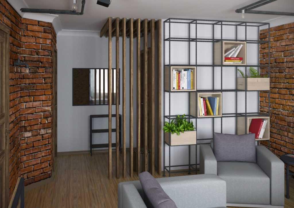 Декоративные перегородки для зонирования пространства: инструкция